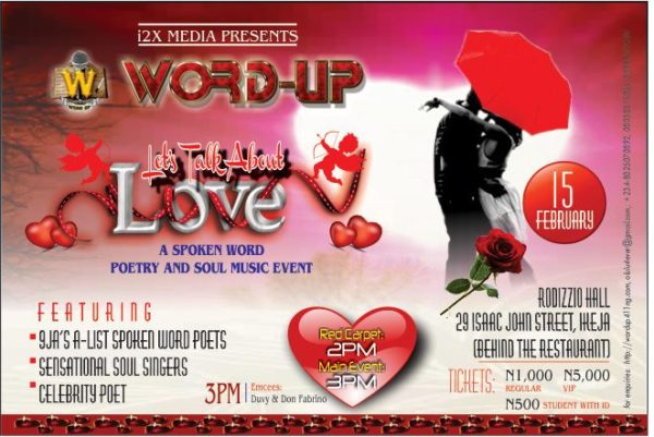 Word Up Let's Talk About Love Eventm - BellaNaija - February 2014
