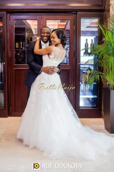 Bella naija wedding dress 2014