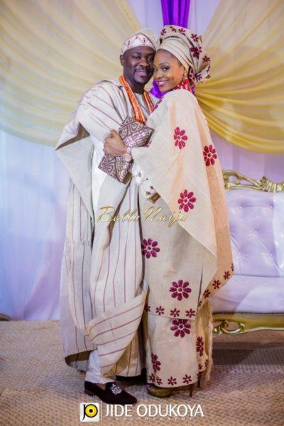 Yemisi Odutola & Temitope Sonuga - Jide Odukoya - Nigerian Lagos Wedding Edo Yoruba - BellaNaija 2014 - 0Yemisi-and-Tope-Trad-wedding-10711