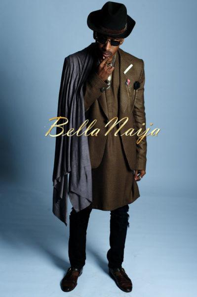 Yung(LOS) Rebrands As Zamir - BellaNaija - January - 2014 005