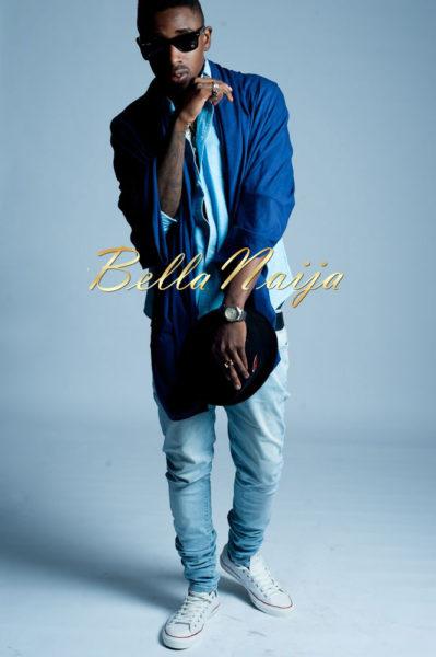 Yung(LOS) Rebrands As Zamir - BellaNaija - January - 2014 007