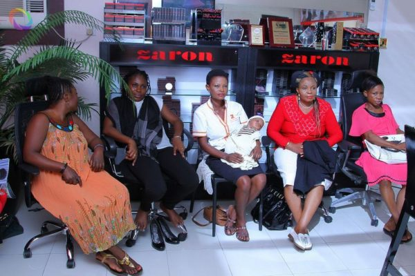 Zaron Makeovers for Widows on Valentine's Day - BellaNaija - February2014008