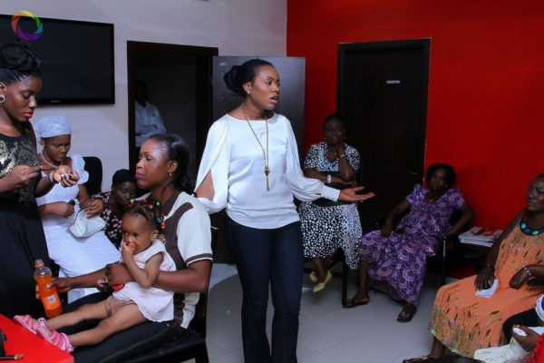 Zaron Makeovers for Widows on Valentine's Day - BellaNaija - February2014011