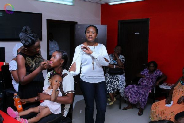 Zaron Makeovers for Widows on Valentine's Day - BellaNaija - February2014012
