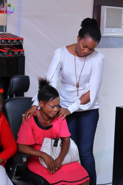 Zaron Makeovers for Widows on Valentine's Day - BellaNaija - February2014014