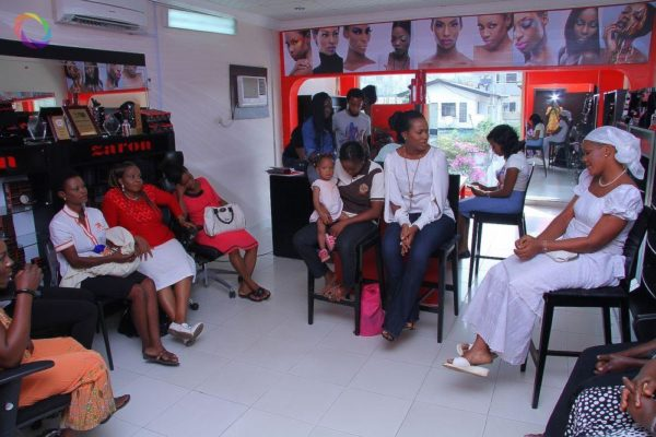 Zaron Makeovers for Widows on Valentine's Day - BellaNaija - February2014015