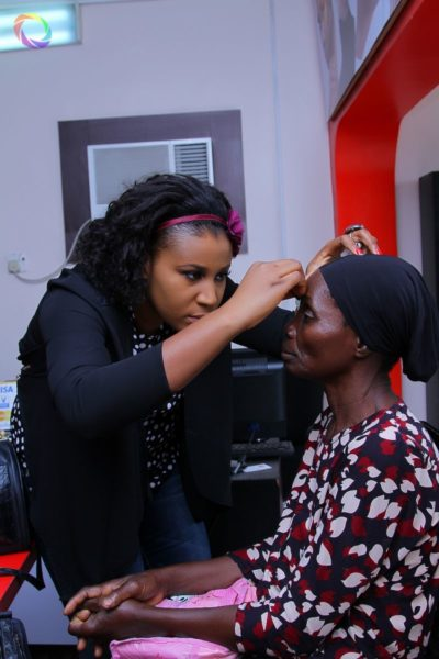 Zaron Makeovers for Widows on Valentine's Day - BellaNaija - February2014018