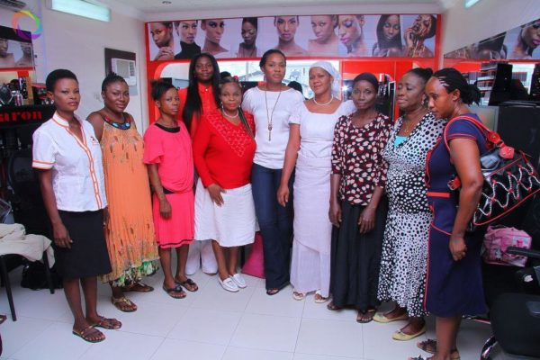 Zaron Makeovers for Widows on Valentine's Day - BellaNaija - February2014022
