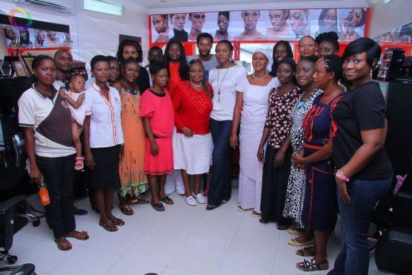 Zaron Makeovers for Widows on Valentine's Day - BellaNaija - February2014023