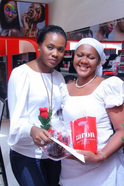 Zaron Makeovers for Widows on Valentine's Day - BellaNaija - February2014026