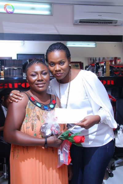 Zaron Makeovers for Widows on Valentine's Day - BellaNaija - February2014028