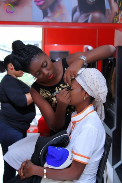 Zaron Makeovers for Widows on Valentine's Day - BellaNaija - February2014037