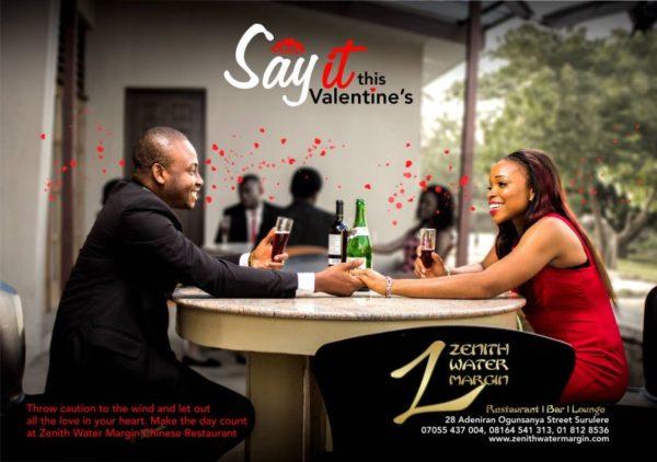 Zenith Water Margin Valentine's day Say It Promotion - BellaNaija -- February 2014