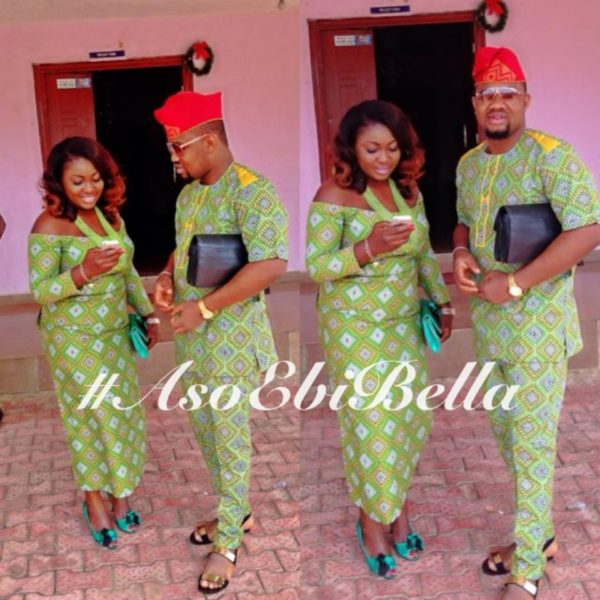 aso ebi, asoebi,@Babyphat and Mr bang