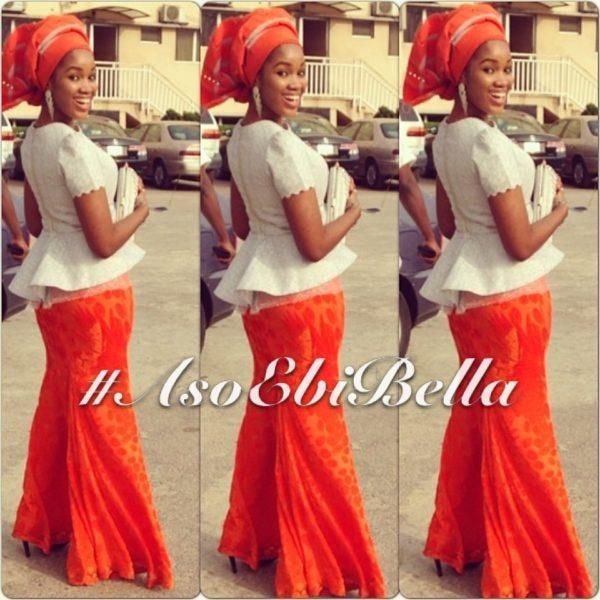 #asoebibella, aso ebi stye,@afaithyme
