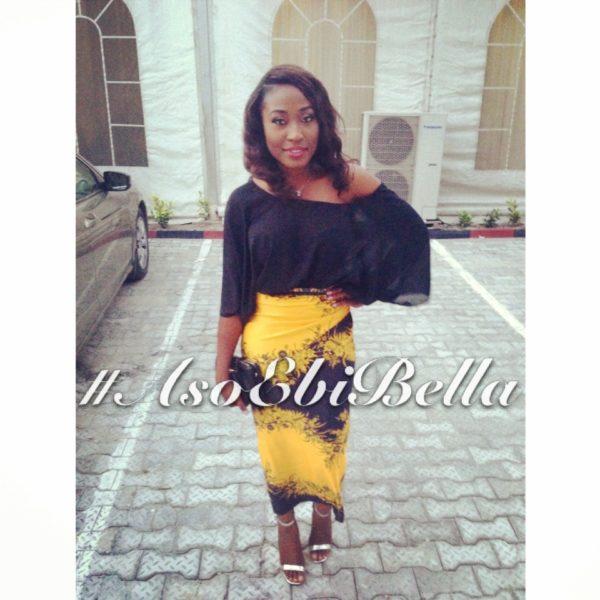 #asoebibella, aso ebi stye,@tittywang @topefnr