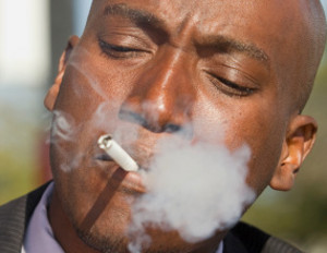 black-guy-public-smoking