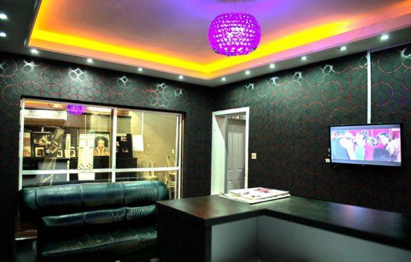 reception - the mud place - mud cosmetics nigeria