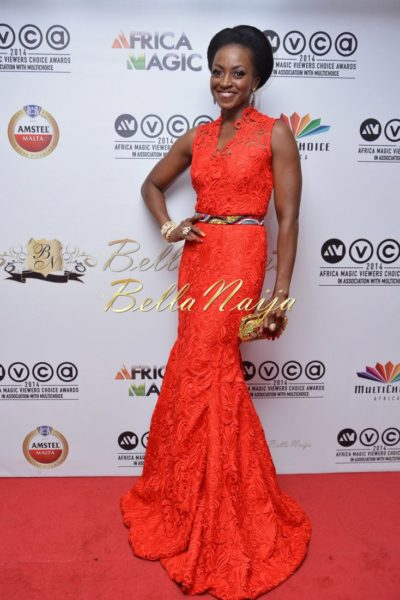 Kate Henshaw in Needle Point