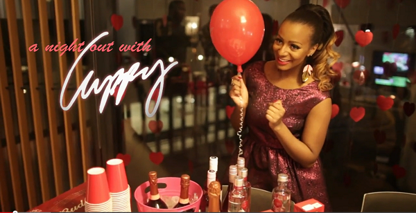 A Night Out with DJ Cuppy - March 2014 - BellaNaija