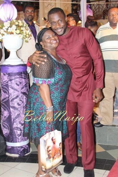 Bola Aduwo & Joseph Benjamin