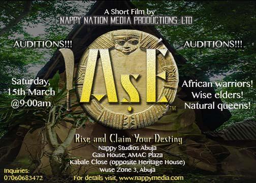 Ashe Casting Flyer