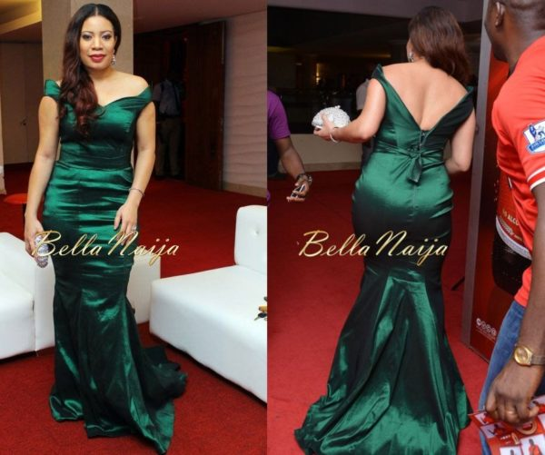 Monalisa Chinda in April by Kunbi