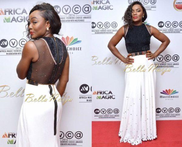 Chioma Chukwuka-Akpotha in Shakara Couture