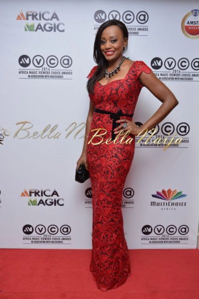 Michelle Dede in Lanre Da Silva-Ajayi