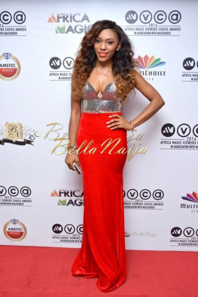 BN Red Carpet Fab on BellaNaija - 2014 AMVCA - March 2014 - BellaNaija 082
