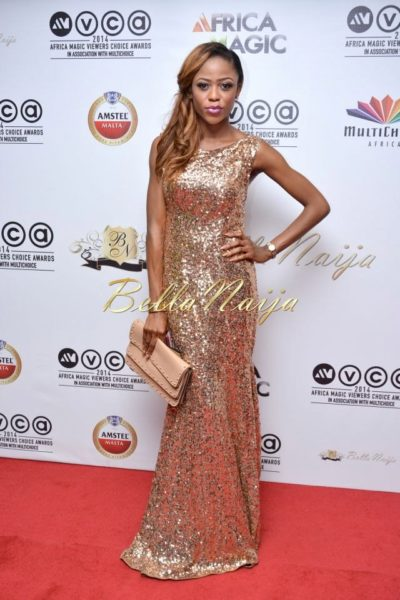 BN Red Carpet Fab on BellaNaija - 2014 AMVCA - March 2014 - BellaNaija 084