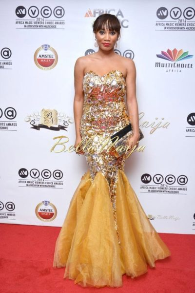 BN Red Carpet Fab on BellaNaija - 2014 AMVCA - March 2014 - BellaNaija 085