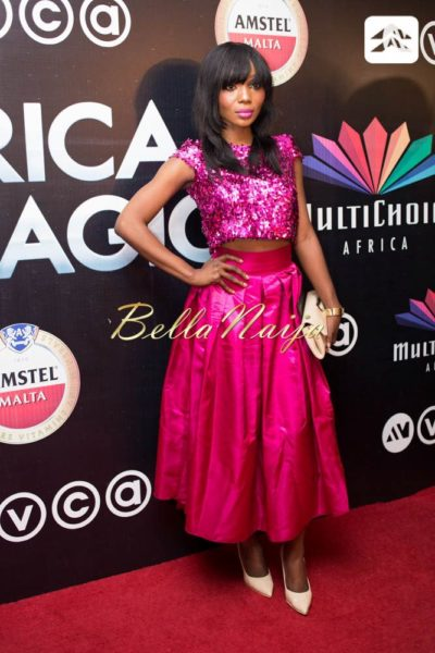 BN Red Carpet Fab on BellaNaija - 2014 AMVCA - March 2014 - BellaNaija 086