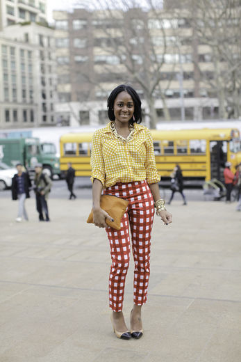 BN Style Gingham Print - BellaNaija - March 20140011