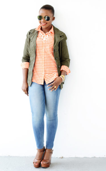 BN Style Gingham Print - BellaNaija - March 2014009
