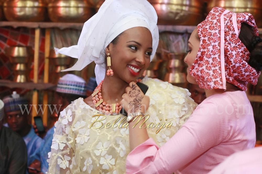 BellaNaija Weddings Presents Badriyya Mu'azu & Mohammed