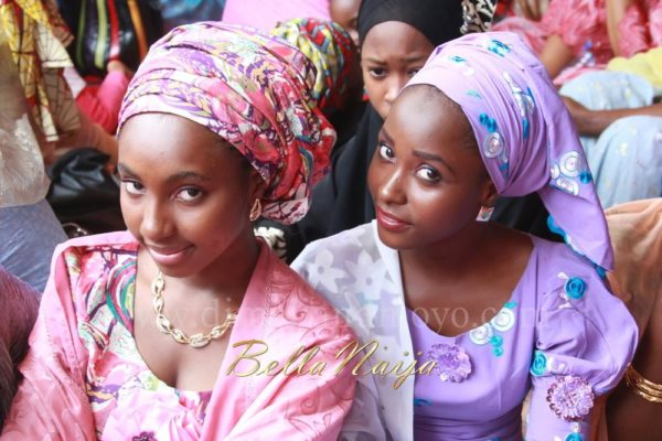 Badriyya & Mohammed Atiku Abubakar | Northern Nigerian Hausa Wedding June 2013 | March 2014 BellaNaija 05U8V4355