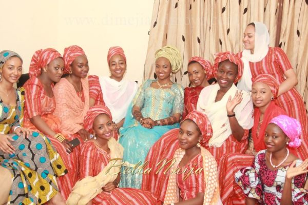 Badriyya & Mohammed Atiku Abubakar | Northern Nigerian Hausa Wedding June 2013 | March 2014 BellaNaija 05U8V4433