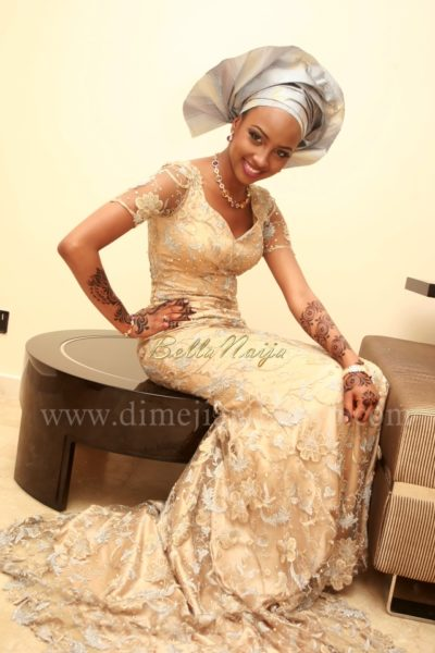 Badriyya & Mohammed Atiku Abubakar | Northern Nigerian Hausa Wedding June 2013 | March 2014 BellaNaija 05U8V4522