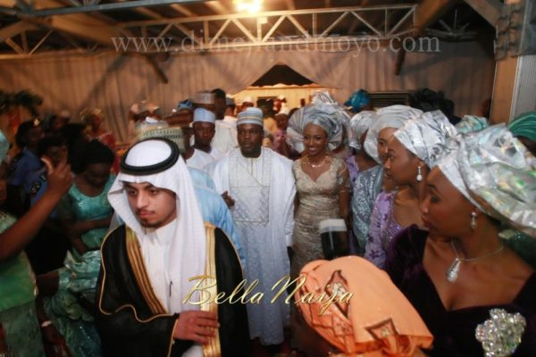 Badriyya & Mohammed Atiku Abubakar | Northern Nigerian Hausa Wedding June 2013 | March 2014 BellaNaija 05U8V4591