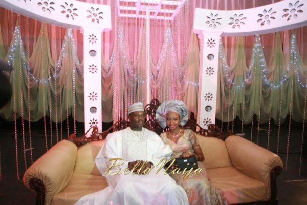 Badriyya & Mohammed Atiku Abubakar | Northern Nigerian Hausa Wedding June 2013 | March 2014 BellaNaija 05U8V4616