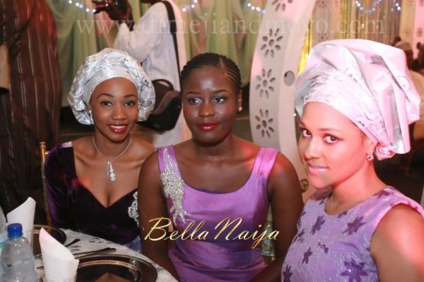 Badriyya & Mohammed Atiku Abubakar | Northern Nigerian Hausa Wedding June 2013 | March 2014 BellaNaija 05U8V4626