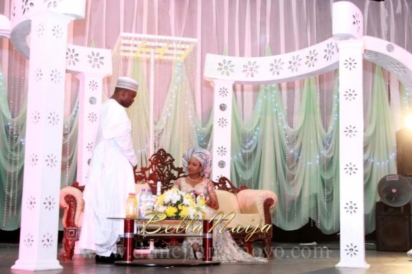 Badriyya & Mohammed Atiku Abubakar | Northern Nigerian Hausa Wedding June 2013 | March 2014 BellaNaija 05U8V4648