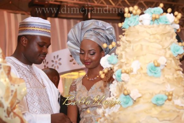 Badriyya & Mohammed Atiku Abubakar | Northern Nigerian Hausa Wedding June 2013 | March 2014 BellaNaija 05U8V4729
