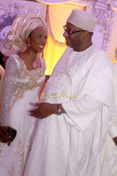 Badriyya & Mohammed Atiku Abubakar | Northern Nigerian Hausa Wedding June 2013 | March 2014 BellaNaija 0IMG_2624