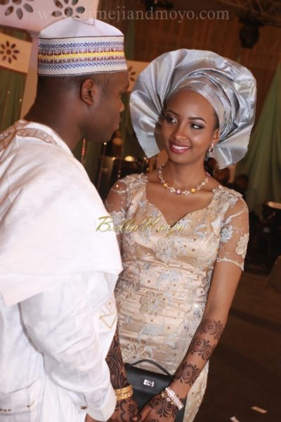 Badriyya & Mohammed Atiku Abubakar | Northern Nigerian Hausa Wedding June 2013 | March 2014 BellaNaija 0IMG_3679