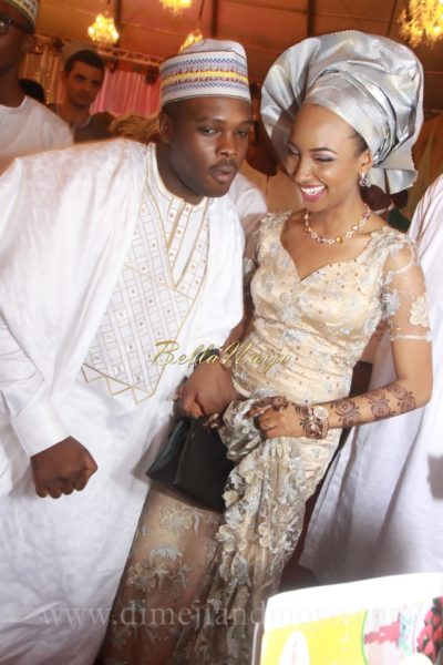 Badriyya & Mohammed Atiku Abubakar | Northern Nigerian Hausa Wedding June 2013 | March 2014 BellaNaija 0IMG_3953