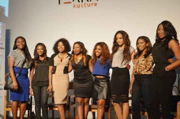 Beauty UnMasked Panel & Workshop by My Makeup NG, BellaNaija and NdaniTV - BellaNaija - March2014022