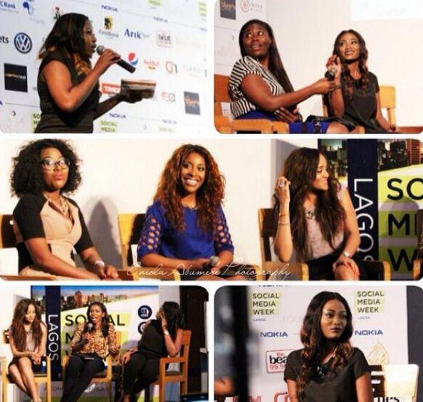 Beauty UnMasked Panel & Workshop by My Makeup NG, BellaNaija and NdaniTV - BellaNaija - March2014036