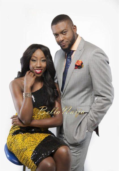 Beverly Naya & Chidi Mokeme cover Redsheet Magazine - March 2014 - BellaNaija - 021